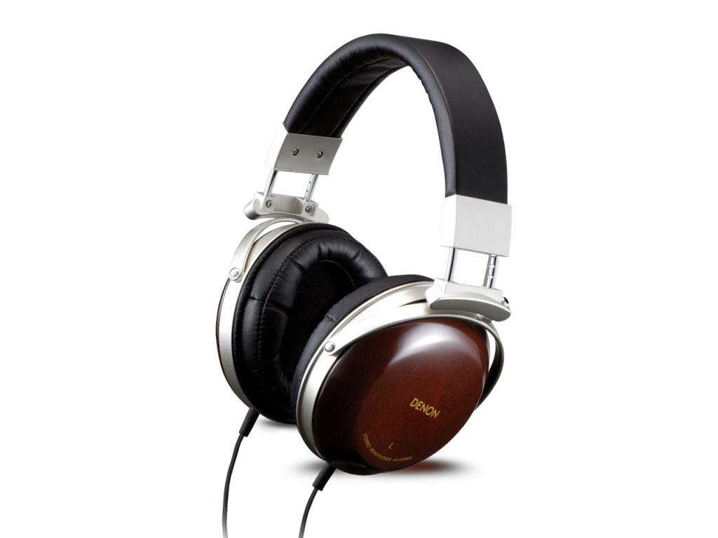 Powieksz do pelnego rozmiaru Denon AH-D5000, AH-D 5000 AH D 5000, AH D5000, AH D-5000, AH-D-5000, słuchawki hi-fi, słuchawki audiofilskie, słuchawki domowe, słuchawki hi-end, słuchawki wokółuszne, słuchawki zamknięte
