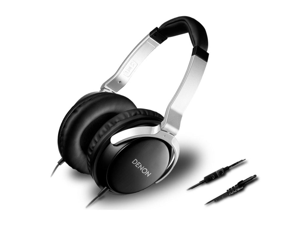 Powieksz do pelnego rozmiaru Denon AH-D510, AHD510R,  AH D 510r 510 , słuchawki hi-fi, słuchawki domowe, słuchawki hi-end, słuchawki nauszne, słuchawki zamknięte